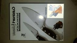 Cuisinart Classic Nitrogen 15-Piece Kitchen Cutlery Knife Ro