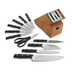 Calphalon Classic Self-Sharpening Cutlery Knife Block Set wi