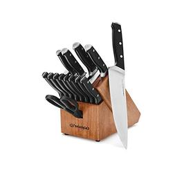 Calphalon 15-pc. Classic Self-Sharpening Cutlery Set with Sh