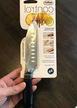 "Zyliss Control 5"" Mini Santoku Graton Knife Professional Kit"
