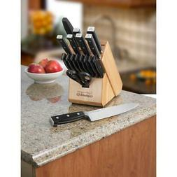 Cooking with Calphalon 18 Piece Set Forged Cutlery