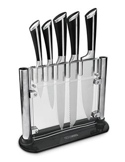 Cookmate 3CR14 Grade Stainless Steel Knife Set - 6PCS Includ