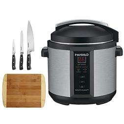 Cuisinart CPC-600 6 Quart 1000 Watt Electric Pressure Cooker