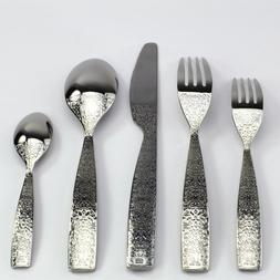 "Alessi ""Dressed"" 5 Piece Cutlery Set"