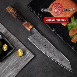 damascus kitchen knives vg10 japanese damascus steel