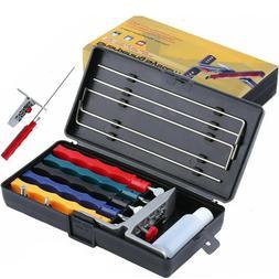 Durable Kitchen Knife Sharpener Set Sharpening System Fix-an