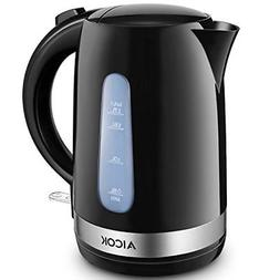 AICOK Electric Kettle 1.7L HandyPouring Electric Tea Kettle