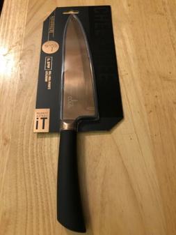 elemental kitchen 8 chef knife soft grip