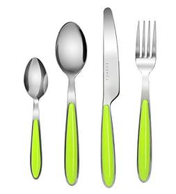 Exzact EX07-24 pcs Flatware Cutlery Set - Stainless Steel Wi