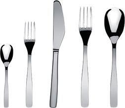 "Alessi""KnifeForkSpoon"" Flatware Set Composed Of One Table Sp"