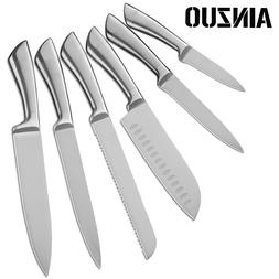 <font><b>Kitchen</b></font> Stainless Steel <font><b>Knives<