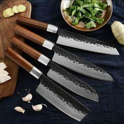 Forged Stainless Steel Kitchen Knives
