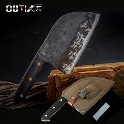 XITUO Full Tang Chef <font><b>Knife</b></font> Handmade Forg