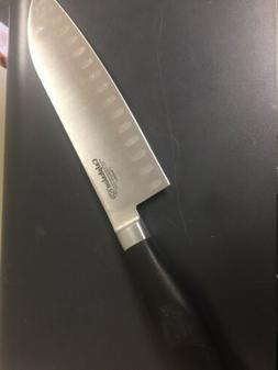 "Calphalon Fully Forged UNUSED 7"" Santoku Kitchen Knife"