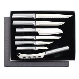 Rada Cutlery Gift set S48 7pc Knife set, USA made kitchen co