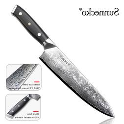 Glory-Series Damascus Chef's Knife Japanese VG10 Steel Kitch
