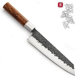 Handmade 8Inch Kiritsuke Knife 2019 Japanese Chef Cooking To