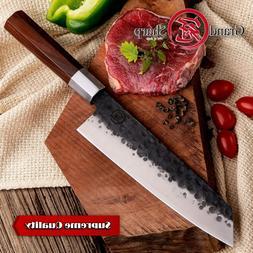 Handmade Chef <font><b>Knife</b></font> 8 inch Japanese Kiri