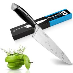 High Carbon Stainless Steel Kitchen 8 Inch Pro Chef Knife Ul