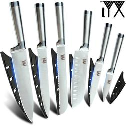Kitchen High Quality Knife Set 5,pcs Stainless Steel Non sti