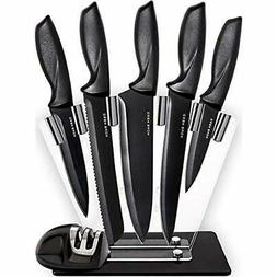 Home Chefs Knives Hero Knife Set Kitchen - Stainless Steel S