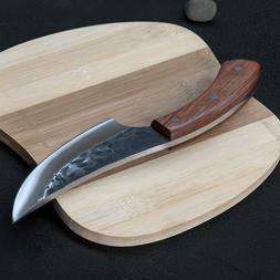 Hunters Chef Knife Steel Kitchen Handmade Knives Forged High