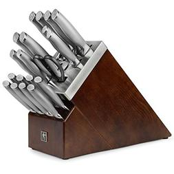 J.A. Henckels International Self-Sharpening Knife Block Set