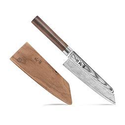 Cangshan J Series 62748 Japan VG-10 Steel Kiritsuke Knife Wi