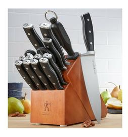 JA Henckels International 15-Piece Forged Accent Knife Block