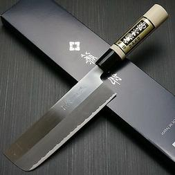 Tojiro Japan Kitchen Chef Knife White Steel Shirogami Santok