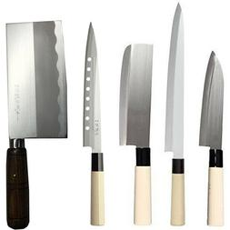 Japanese Chinese Style Kitchen Chop Knife Yanagiba Sashimi S