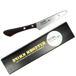 "Japanese MAC PK-40 Original 4"" Paring Knife Kitchen Molybden"