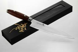 ZHEN Japanese VG-10 3 Layers forged steel Gyuto Chef Knife 8