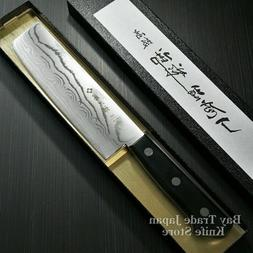Tojiro Japanse Kitchen Chef Knife DP VG10 Damascus Kasumi Us