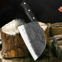 Hunters Serbian Chef Knife Steel Kitchen Handmade Knives For