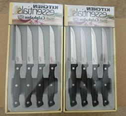 Kitchen Essentials from Calphalon 8-Piece Steak Knife Set...
