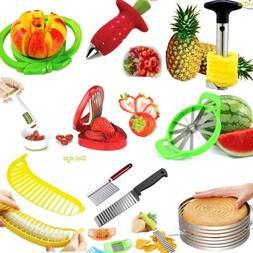 Kitchen Fruit Vegetable Tools Set Spiral Slicer Potato Fruit