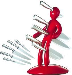 Kitchen Knife, Premium Stabbing Man Stainless Steel Knife Se