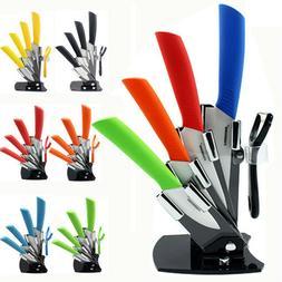 "Kitchen Knives Ceramic Knives Accessories Set 3""4""5""6"" Chef"