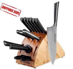 Knife Block Calphalon Katana Series 14-Piece Cutlery Kitchen
