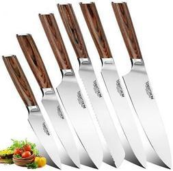 Kitchen knife Japanese Chef Knives Set Professional Germany