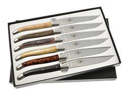 Forge de Laguiole knife set tableware table knife steak knif