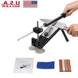 Knife Sharpener Tool Kitchen Grinder Sharpening System with