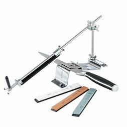 Knife Sharpener Professional Kitchen Sharpening System Fix-a