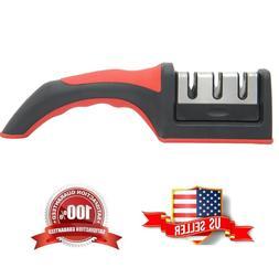 Knife Sharpener Professional Tungsten Ceramic Kitchen Sharpe