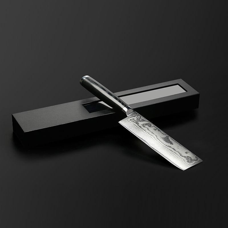 6.5 Chef Japanese VG-10 Steel Kitchen Knife