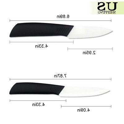"6 Pieces Knife Set Knives Cutlery 3"" 4"" 5"" +"