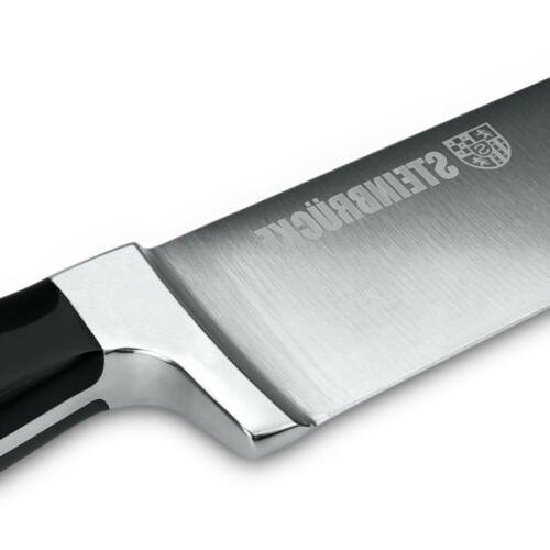 8 Knife Kitchen Knife Stainless Steel
