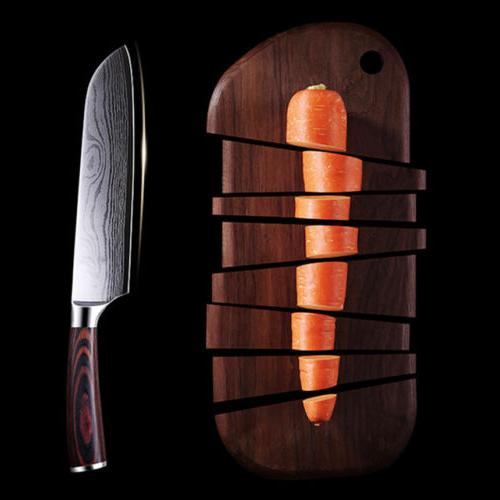 "8"" Chef Knife Steel Handle Gift"