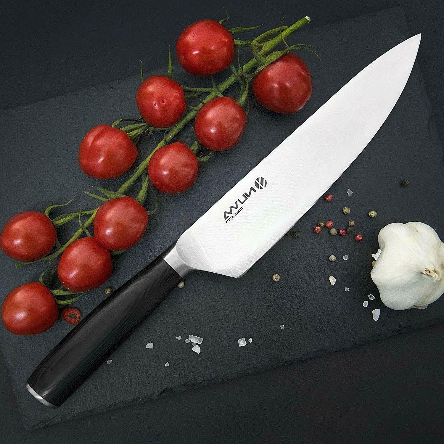 8 Inch Knife High Carbon Blade Kitchen Knife for Ch